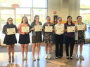 7 Students Earn the Seal of Biliteracy