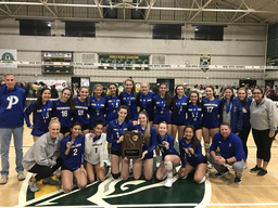 Volleyball Captures CIF Regional Crown