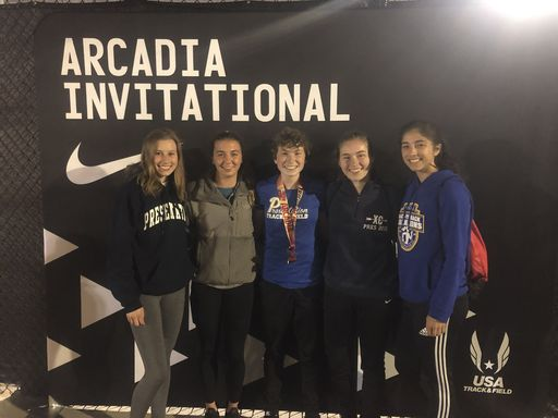 Panthers Place at Prestigious Arcadia Invitational