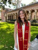 Pres Alum Receives Recognition at the 17th Annual Undergraduate Writers' Conference at USC