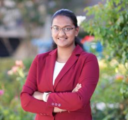 Presentation High School Senior Nikitha Kalahasti Places 7th in International Extemporaneous Speaking at the National Speech and Debate Tournament