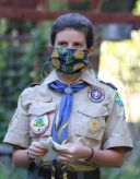 Rising Senior, Olivia Jennings, Leads a Private Boy Scout Summer Program