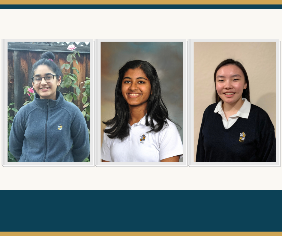Presentation Seniors are Semifinalists for the National Merit Scholarship Award