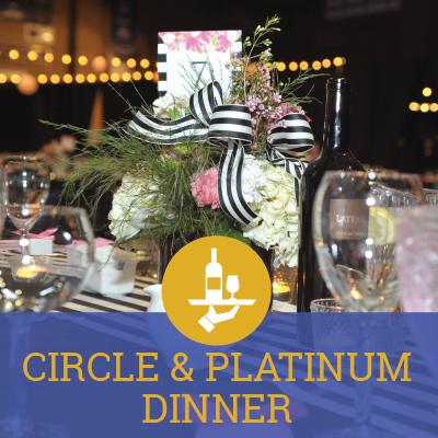 Circle & Platinum Dinner