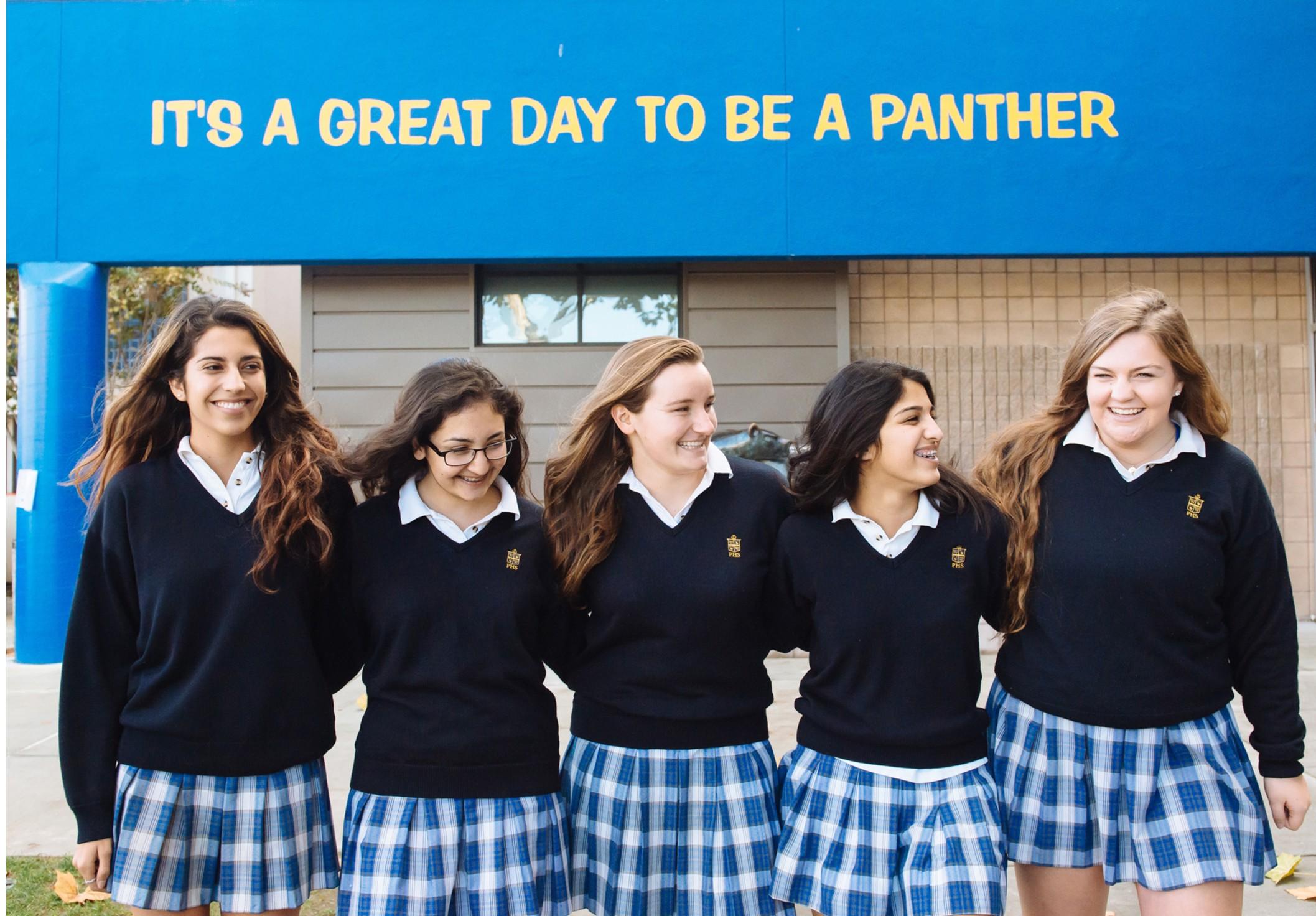 admissions presentation high school